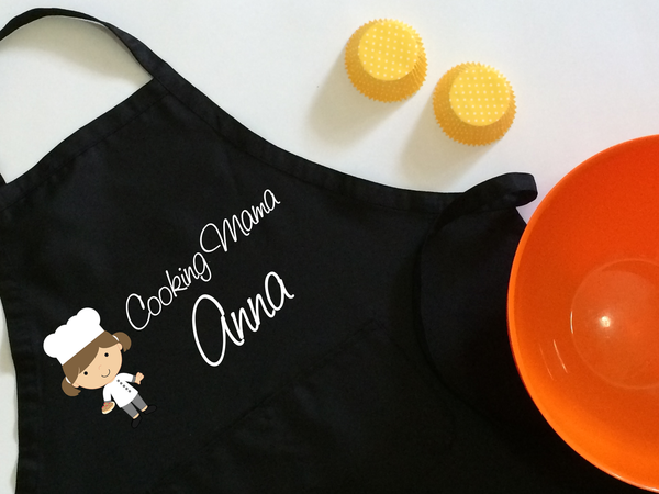 Super Chef Apron (Female)