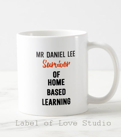 Survivor of HBL Personalized Cup