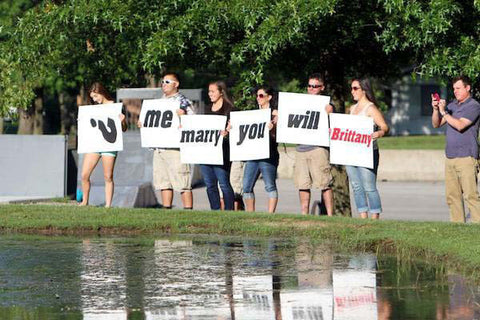 Failed Proposing To Their Girlfriends