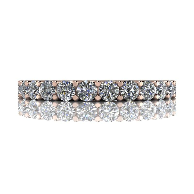1.50 CTW Women's Lab Grown Diamond Eternity Band-Bel Viaggio Designs