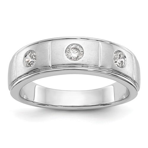 Men's Diamond Wedding Band .35 CTW-BVD