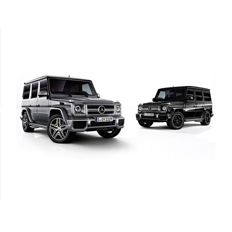 B6 Armour Plating for 2016 Mercedes-Benz G-Class - Dain City Arms | daincityarms.com