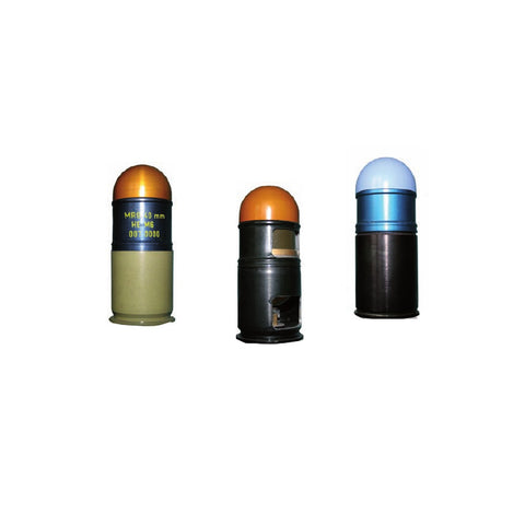 40mm Low Velocity Ammunition