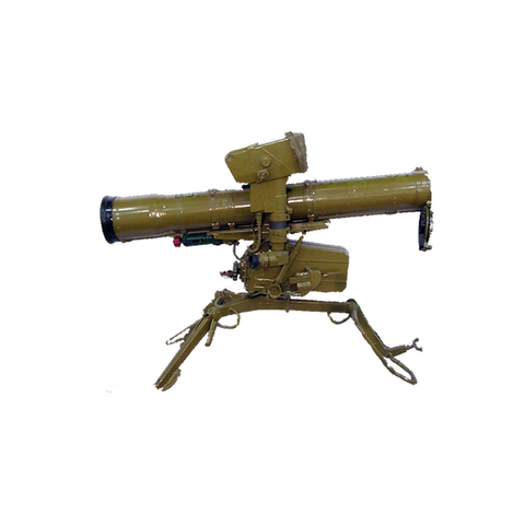 9M113 Konkurs Anti-Tank Guided Missile Launcher