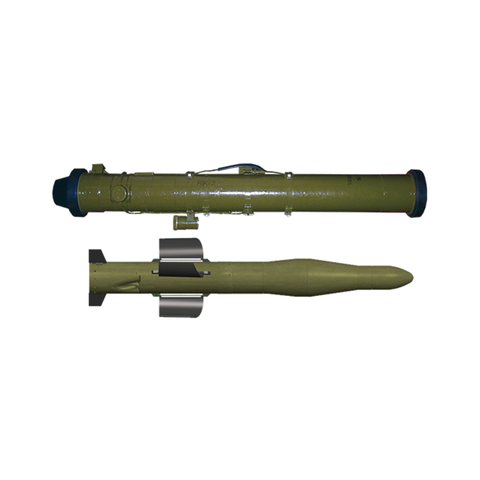 SKIF Anti-Tank Guided Missile Launcher