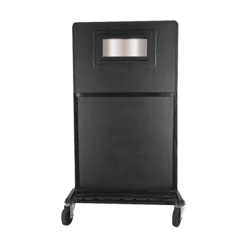 MKU Trolley Mounted Ballistic Shield - Dain City Arms | daincityarms.com