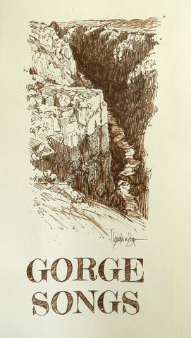 Gorge Songs Folio Seven Broadsheet