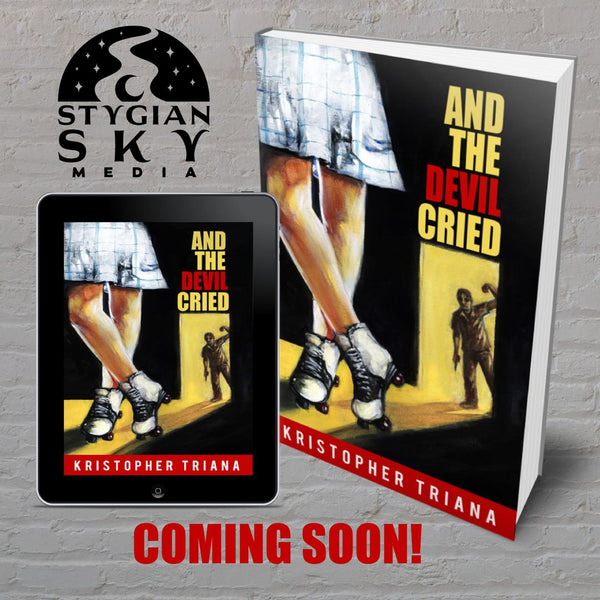 And the Devil Cried coming soon announcement