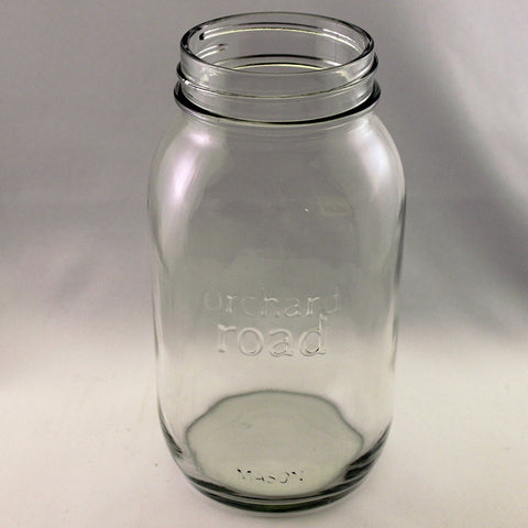 Orchard Road™ 1 Quart (32-oz) Regular Mouth Mason Jars, Set of 6