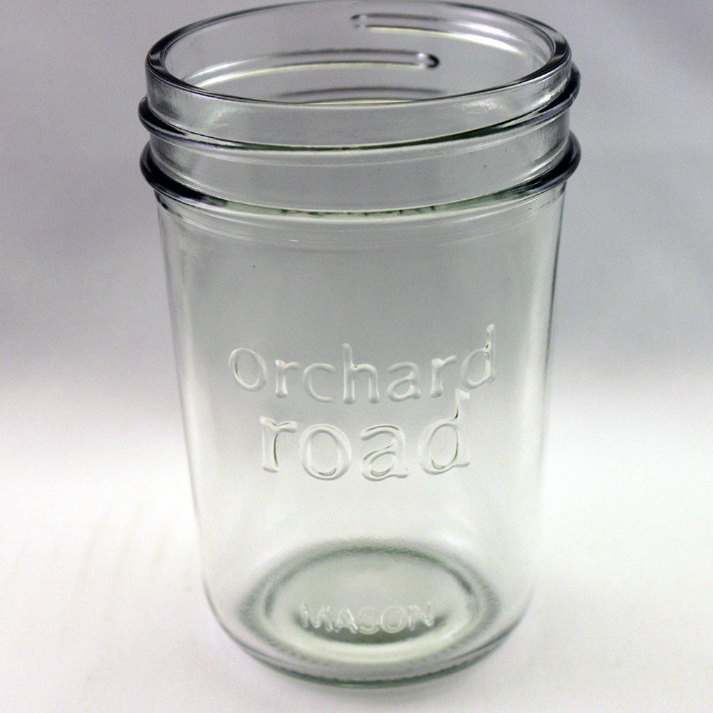 Orchard Road™ Half Pint (8-oz) Jelly Jars, Set of 6