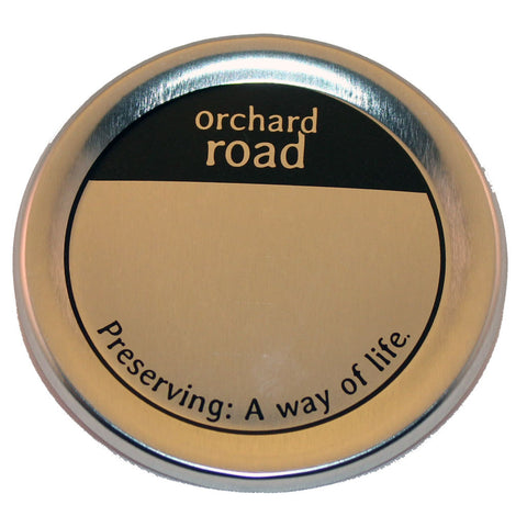 Orchard Road™ Regular Mouth Mason Jar Lids, Set of 12