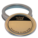 Orchard Road™ Regular Mouth Lids and Bands, Set of 6