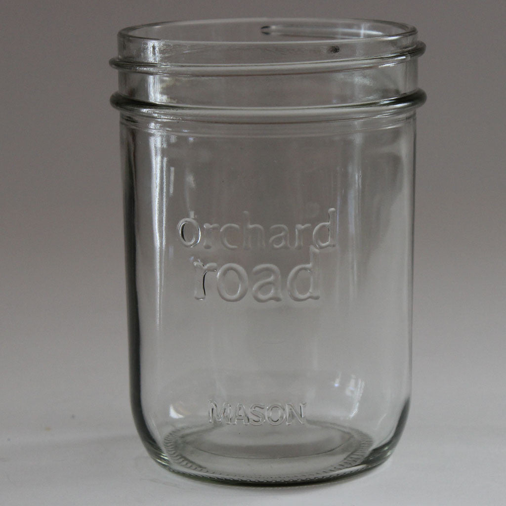 Orchard Road™ 1 Pint (16-oz) Wide Mouth Mason Jars, Set of 6
