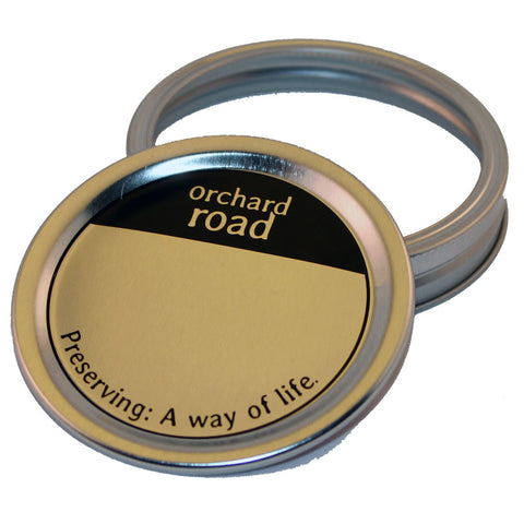 Orchard Road™ Wide Mouth Lids and Bands, Set of 6