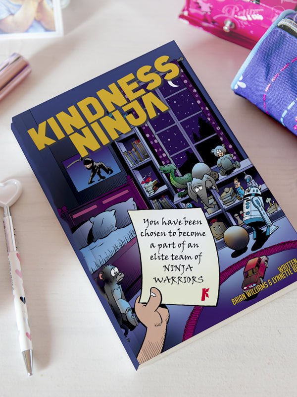 Kindness Ninja Children's Book