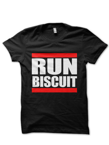 RUN BISCUIT Unisex Tee