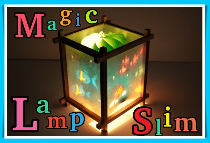 Magic Lamp Slim