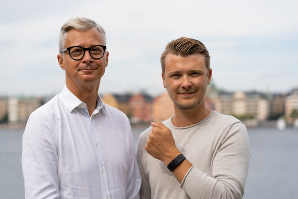 Main-founder Peter Idestam-Almquist and Co-founder Ante Larsson