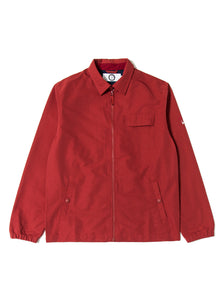Orsman Nylon Blouson Jacket Red