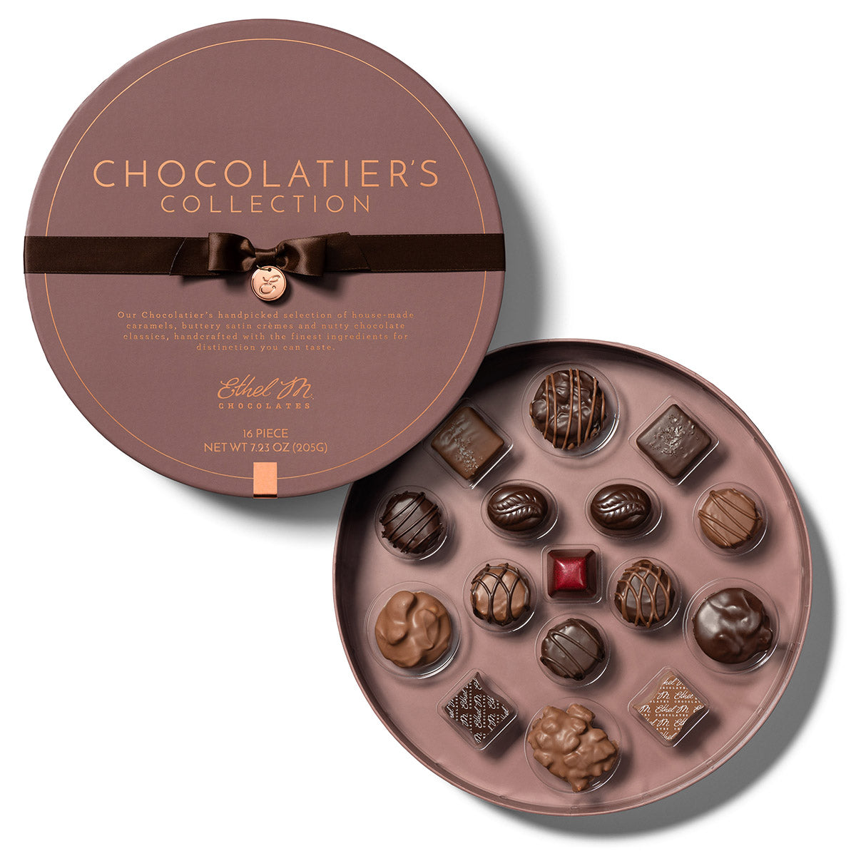 chocolatier collection 16pc