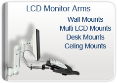 LCD Monitor Desk Arm Mount for your Computer Monitor