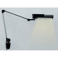 Lamp with wall mount attachment