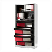 Media Storage Cabinets with Locks