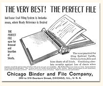 Chicago Binder and File Company