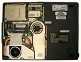 Sample view inside one laptop.