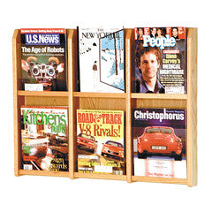 Magazine Holders & Literature Holders  for Wall Mounting