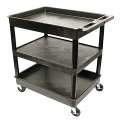 Office Carts, Rolling Carts and Utility Carts