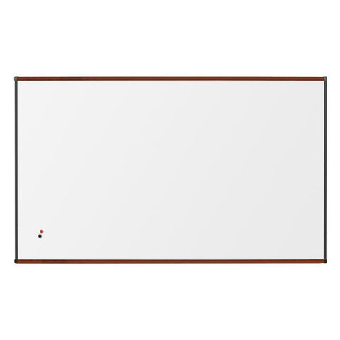 Porcelain & Steel Dry Erase Board with Origin Trim - Small Sizes
