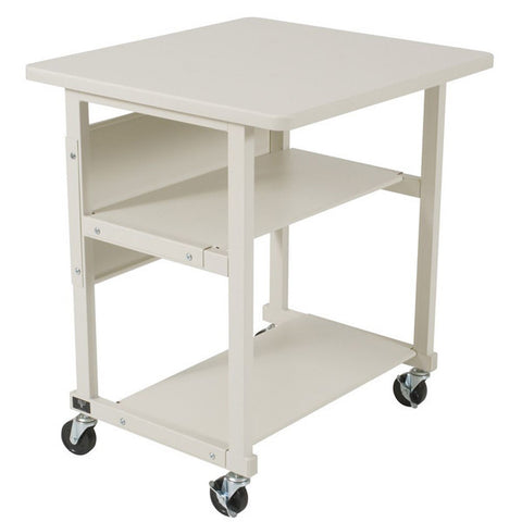 3 Shelf Utility Printer Cart