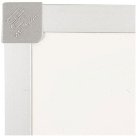 Porcelain & Steel Economical ABC Dry Erase Board - Small Sizes