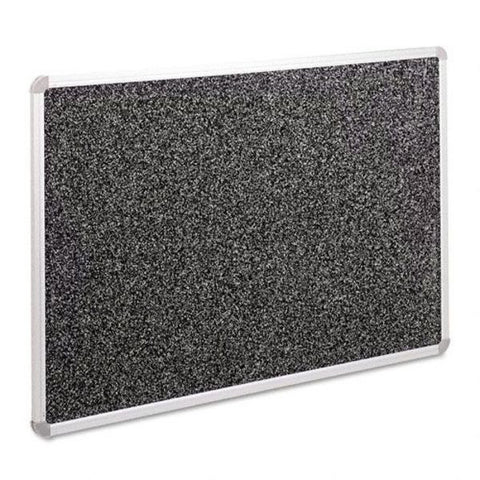 Recycled Rubber Bulletin Board with Euro Trim - Small Sizes