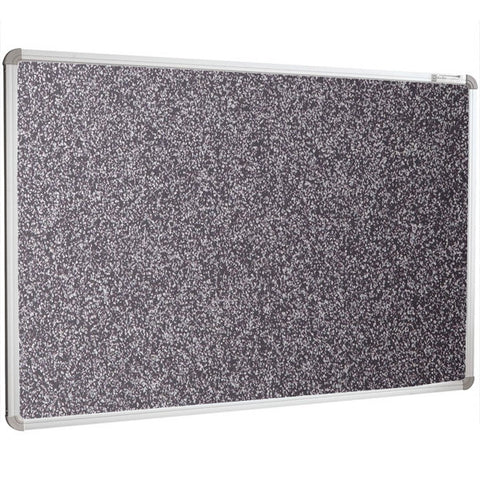 Recycled Rubber Bulletin Board with Euro Trim - Extended Sizes