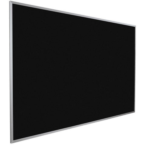 Bright Cork Board 1.5' x 2' - Black