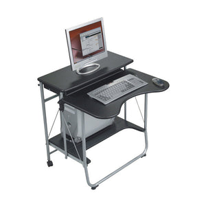 Fold & Go Portable Computer Desk - Black