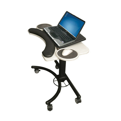 Ergonomic Laptop Computer Caddy