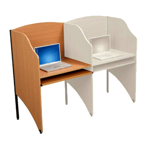 Expandable Computer Carrel System