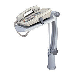 Ergonomic Flexing Phone Arm - Platinum
