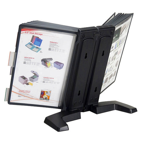 Flip and Find Basic Reference Display, Desk Stand