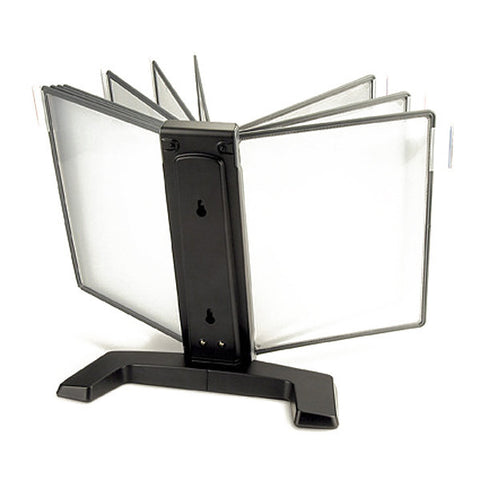 Flip And Find Basic Reference Display Desk Stand