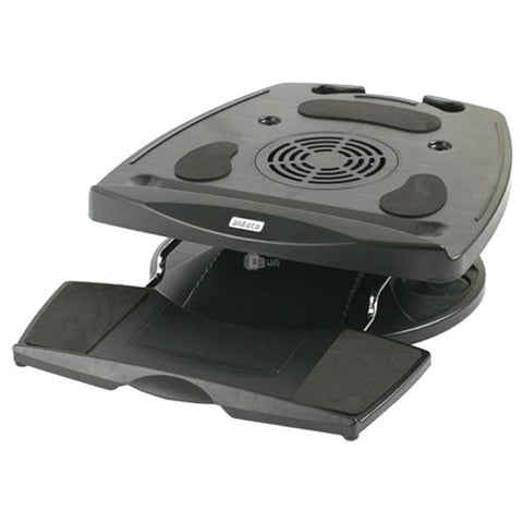 Ergonomic Laptop Computer Stand with Cooling Fan