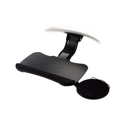 Cobra Sit Stand Keyboard Tray with Swivel/Tilt Mouse Tray