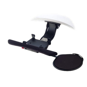 Cobra Sit Stand Keyboard Tray System with OmniBoard Tray