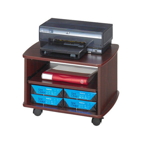 Picco Duo Recycled Wood Printer Cart