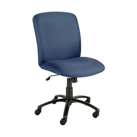 Uber Big & Tall High-Back Office Chair in Blue