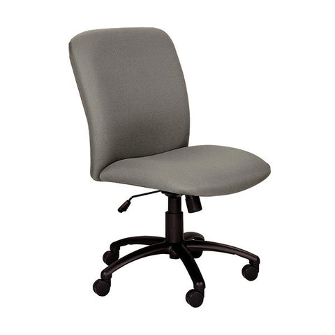 Uber Big and Tall High Back Office Chair in Grey