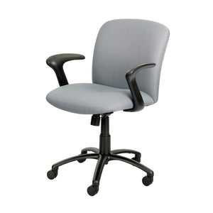 Uber Big and Tall Mid Back Office Chair - Mulitple Colors
